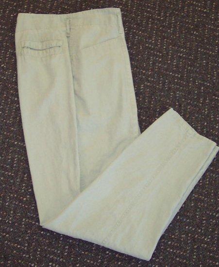Stefano Womens Slacks Pants Size 12 101-009h Once Is Never Enough