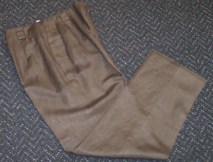 J H Collectibles Womens Career Slacks Pants Size 10 101-h08 Once Is Never Enough
