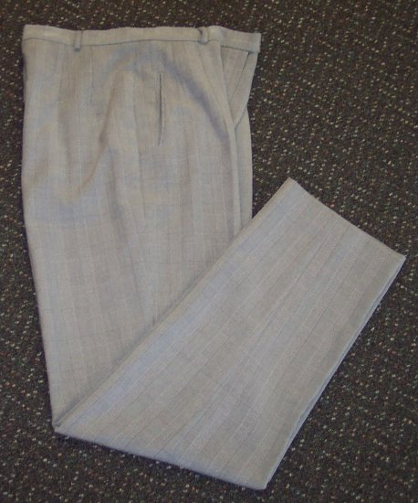 Levine Classics Womens Career Dress Slacks Pants Size 12 to 14 101-006h