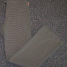 The Limited Stretch Black Beige Plaid Pants Size 12 101-007h