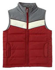 Gymboree NWT All Aboard Boys Vest Size 3 101-4107 location8