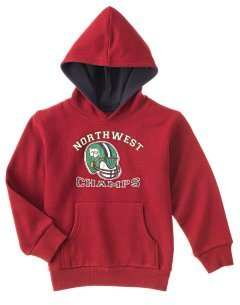 Gymboree NWT Junior Varsity Hoodie Size 4 HTF 101-4109 loc8