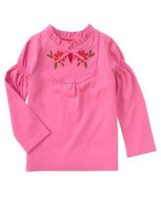 Gymboree NWT Peruvian Doll Ls Shirt Size 8 101-4114 location8