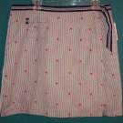 Classic Sag Harbor Patriotic Nautical Skort Shorts Skirt ~ 14 ~ 101-h68 location85