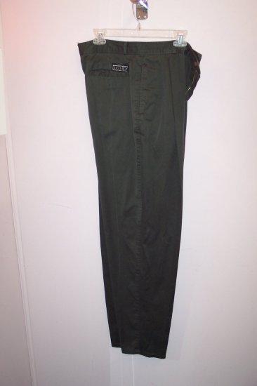 Vincente By Bugle Boy Mens Men's Pants Slacks 34 X 34 101-13h location48