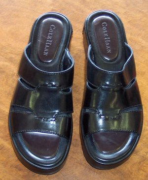 Cole Haan Womens Mules Slides Casual Shoes 6 B 101-5015 location85
