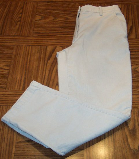LIZ CLAIBORNE Lizsport Petite Corduroy PANTS Size 10 P 101-4345 Vintage Ladies location93