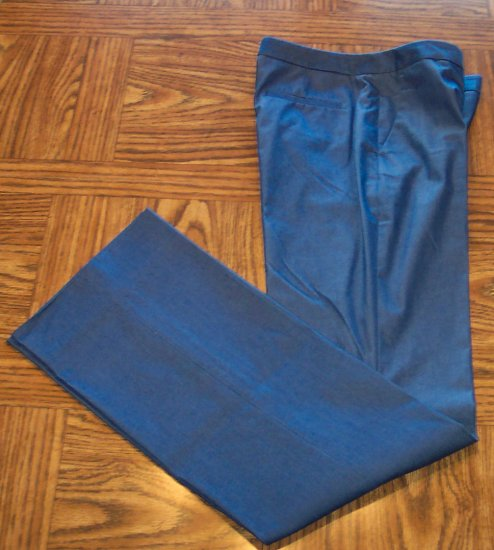 INC International Concepts Casual Light Weight Denim Pants Slacks Size 6 Tall 154-336h location86