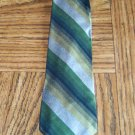Vintage Tie Diagonal Stripe ~ Men's Mens Necktie Neck Tie 101-17htie Ties location98