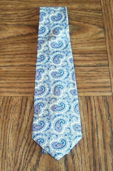 Vintage Resilio Tie Paisley Print Men's Mens Necktie Neck Tie 101-25htie Ties location98