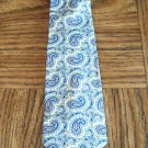 Vintage Resilio Tie Paisley Print Men's Mens Necktie Neck Tie 101-25htie Ties location98