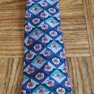 Buckingham Floral Geometric Print Men's Mens Necktie Neck Tie 101-32htie Ties location98