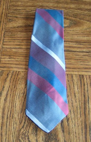 Towncraft Diagonal Stripe ~ Men's Mens Necktie Neck Tie 101-37htie Ties location98