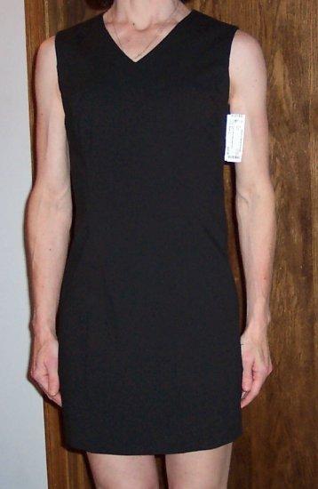 Gap Classic Black Career Mini Dress Size 2 Small  101-4903h