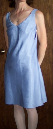 Coldwater Creek Sleeveless Sheath Dress Size 4P 4 Petite 101-18hdress location95