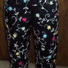 Talbots Petites Linen Women's Slacks Dress Pants Size 4p 4 Petite 109-340h location89
