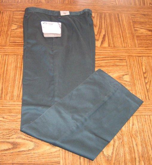 NWT Lee Performance Khakis Slacks Pants Size 12 Tall 12T 141-470 loc99