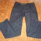 Vintage Newport News Jeanology Collection Black Jeans Pants Size 8 101-h1041 loc99