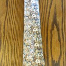 Perry Ellis Portfolio Earthtones Paisley Print Mens Necktie Neck Tie 101-47htie Ties location87