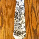 Croft & Barrow Floral Paisley Print Mens Necktie Neck Tie 101-48htie Ties location87