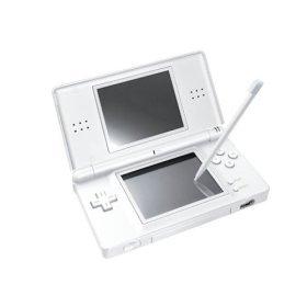 Nintendo DS Lite - Polar White
