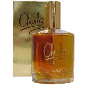 CHARLIE GOLD by REVLON