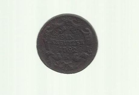 AUSTRIA MARIA THERESA ONE 1 KREUZER COIN 1762 K