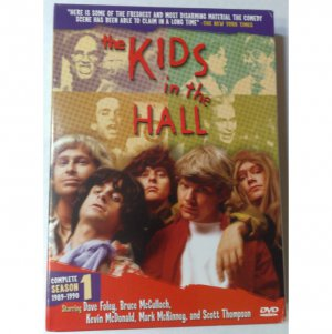 The Kids in the Hall DVD Complete Season 1