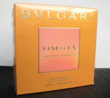 Bvlgari Omnia Indian Garnet EDT Spray 15ml / 0.5 oz