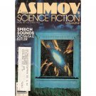 Asimov SF Mid-Dec 1983 w/ Butler Singer Kearns  Spinrad