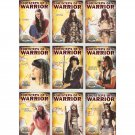 Xena FW1-FW9 Footsteps of a Warrior Complete Insert Set