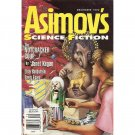Asimov SF Dec '92 w/ Kagan, Goldstein, Egan, Mapes