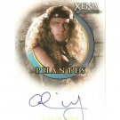 Xena A42 autograph card Colin May as Phantes