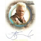Xena A43 Quotable autograph card Joel Tobeck as Deimos