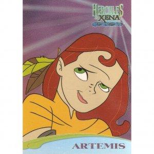 Hercules & Xena C8 Josephine Davison/Artemis casting