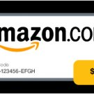 Brand New $5 Amazon Gift Card