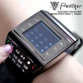 Panther - Quad Band Touchscreen Mobile Phone Watch + Keypad