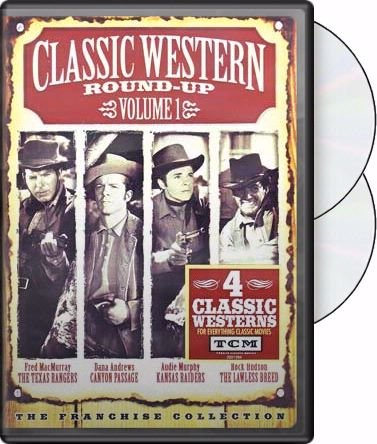 Classic Western Round-Up, Volume 1