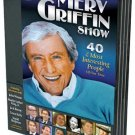 The Merv Griffin Show: 40 of The Most Interesting People of Our Time (3-DVD)
