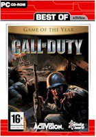 CALL OF DUTY GAME OF THE YEAR  PC Game