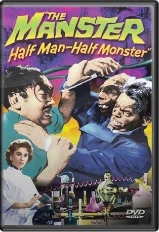 Manster  (DVD)