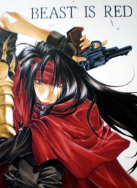 Beast is Red by Yasuyuki Syuri