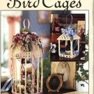 Bird Cages to Crochet Leisure Arts #2298 5 Designs 1992
