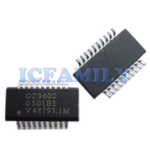 10pcs O2Micro OZ960S Intelligent CCFL Inverter Controller OZ960