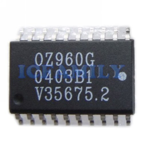10pcs O2Micro OZ960G Intelligent CCFL Inverter Controller OZ960