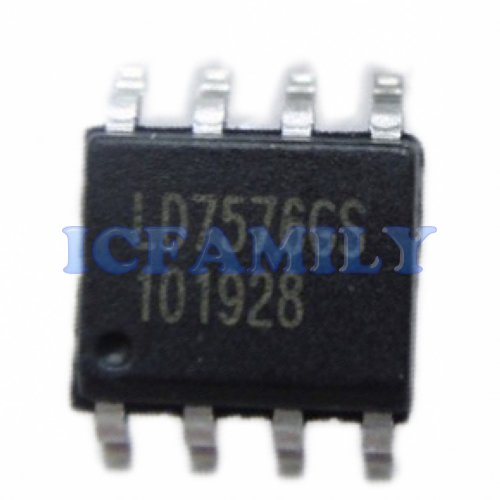10pcs Leadtrend LD7576GS LD7576 GS Green-Mode PWM Controller