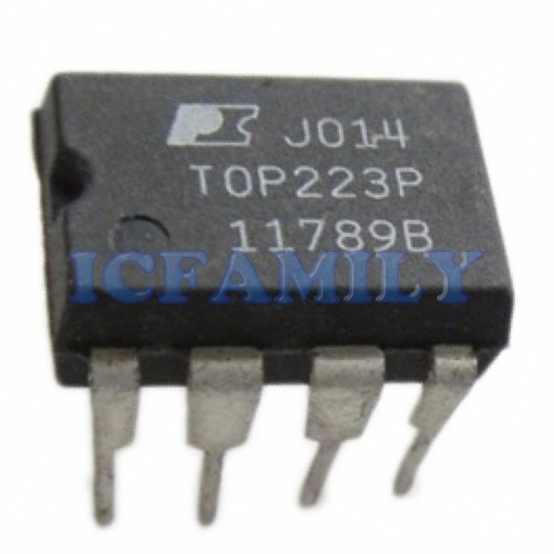 10pcs PI TOP223P DIP-8 TOPSwitch-II Three-terminal Off-line PWM Switch