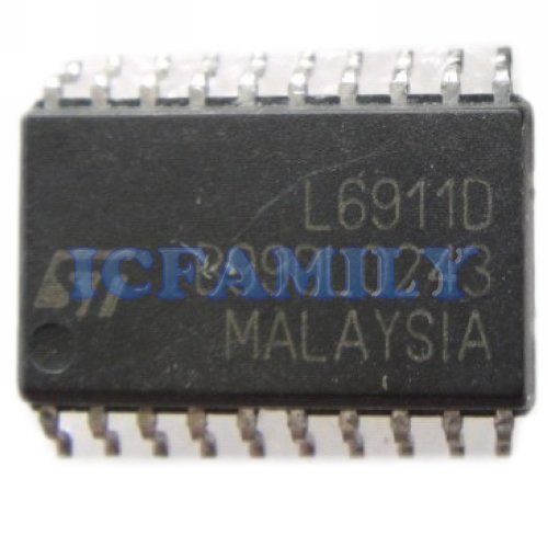 10pcs ST L6911D 5 Bit Programmable Step Down Controller with Synchronous Rectification