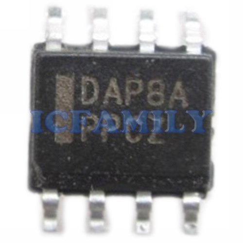 10pcs ON DAP8A = NCP1203D60R2 LCD Power Management IC