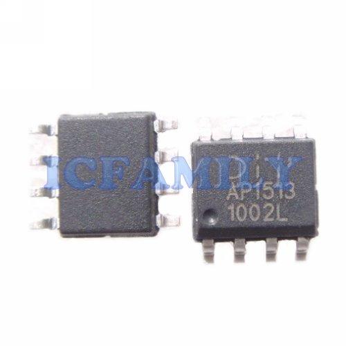 10pcs Diodes Incorporated AP1513 AP1513SL-13 SOP-8L PWM Control 2A Step-Down Converter